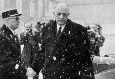 De Gaulle : sous la statue le volcan