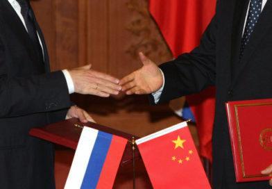 L'état des relations entre la Chine et la Russie