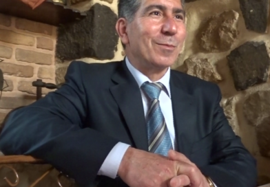 Entretien avec Ibrahim Al-Chaeer, l'ancien maire de Maaloula