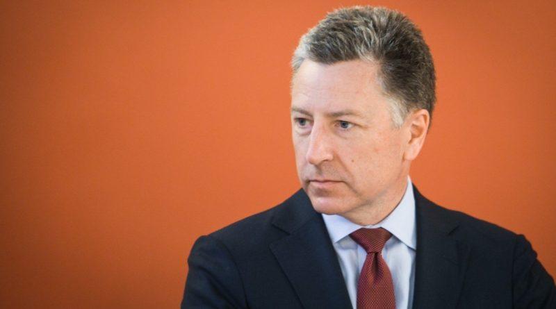 Kurt Volker et la stratégie américaine en UKraine