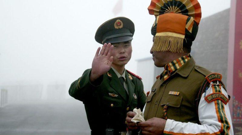 L'état des tensions entre la Chine et l'Inde