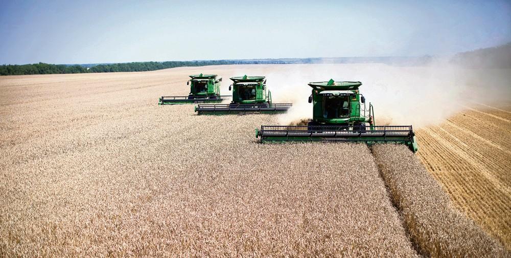 Les promesses de l'agriculture russe