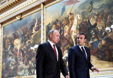La relation Poutine Macron à la veille du forum de Saint-Pétersbourg