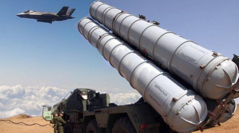 F35 américano-israéliens vs S300 russo-syriens