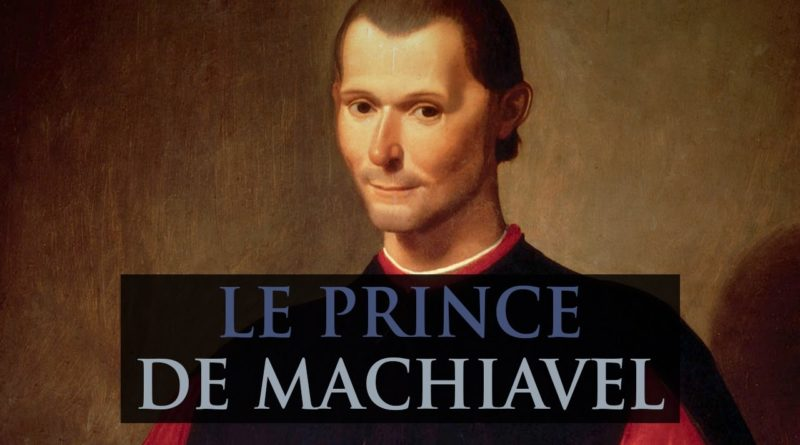Emmanuel Macron est-il machiavélien ?