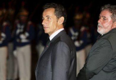 Révélations et soupçons de corruption de Nicolas Sarkozy au Brésil